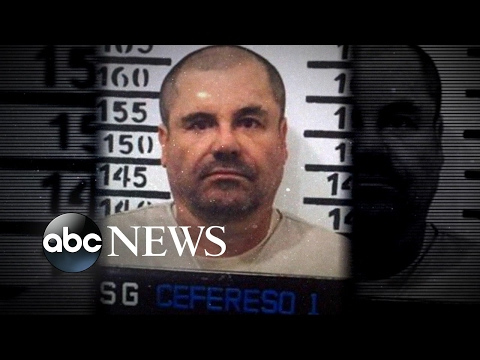 Joaquin 'El Chapo' Guzman Makes 1st US Court Appearance