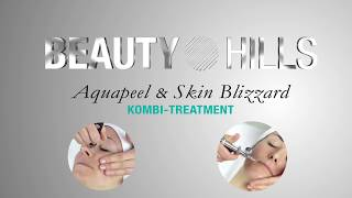 BeautyHills Aquabration & SkinBlizzard