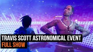 Fortnite: Travis Scott Astronomical Full In-game Event - Fortnite Chapter 2 Season 2