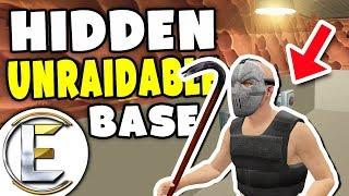 Hidden Unraidable Base! - Gmod DarkRP Life (Make It Hard For Players To Raid It's A Bit Unfair)