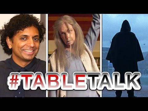 M. Night Shyamalan's Secrets Revealed on #TableTalk!