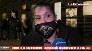 Drame de la rue d'Aubagne : 390 délogés toujours hors de chez eux
