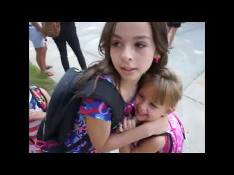Mikayla's 1st Day of 5th Grade Back To School Vlog
