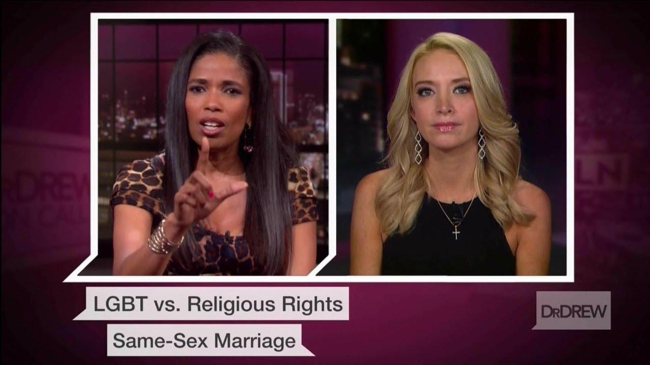 Debate pastor vs homosexual rights