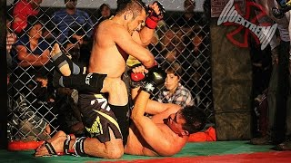 """Pelea Walter Reynoso VS Jesus Jakimenko al MMA """"EXPLOTA LOS TOLDOS II"""" Fight Club"""