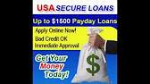 Personal loans but not payday loans image 9