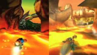 Conker Live And Reloaded - Nintendo 64 vs Xbox version
