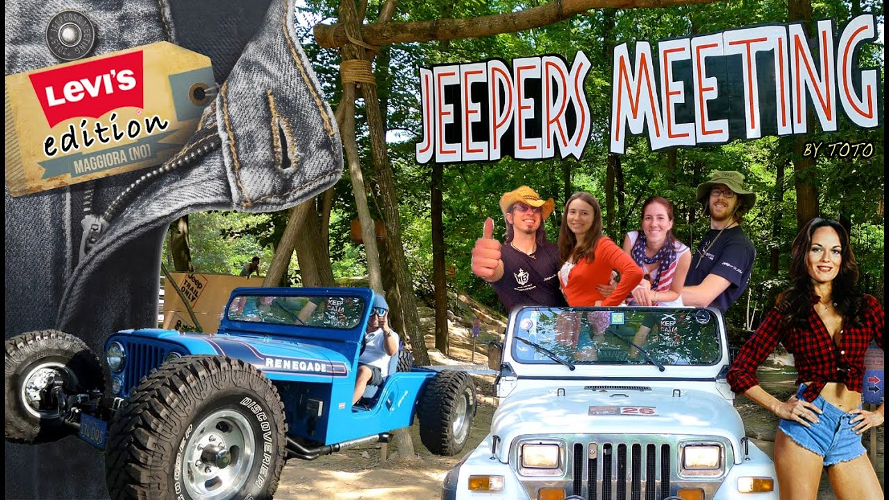 JEEPERS MEETING Maggiora 2015 BY TOTO