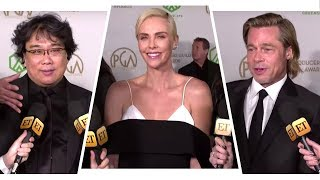 Producers Guild Awards Red Carpet LIVE