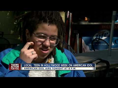 Local 17-year-old heads to Hollywood rounds on American Idol