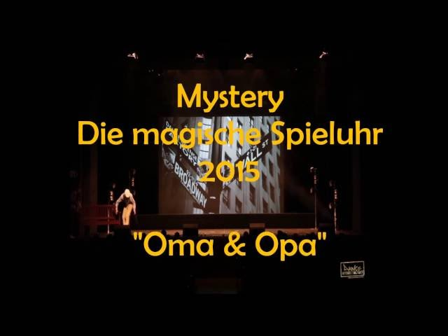 Mystery - Die magische Spieluhr