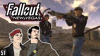 Fallout New Vegas - The Artillery Run