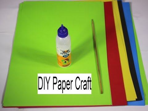DIY Paper Crafts Ideas  Handcraft   Art and Craft Easy paper craft new diy 2019 Home made idea