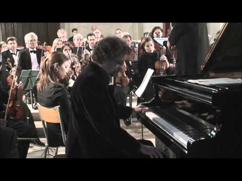 Ravel - Concerto pour la main gauche (Olivier Herbay)
