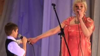 Влад и Ирина Бугаренко - Мама (live) 01.04.2012