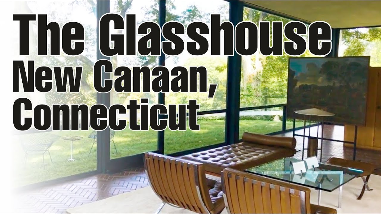 The Glass House New Canaan Connecticut Travelmedia Ie Ttr