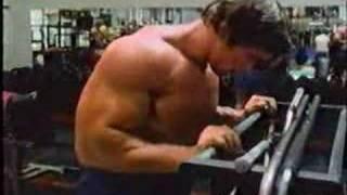 Arnold Schwarzenegger Concentration Curls thumbnail