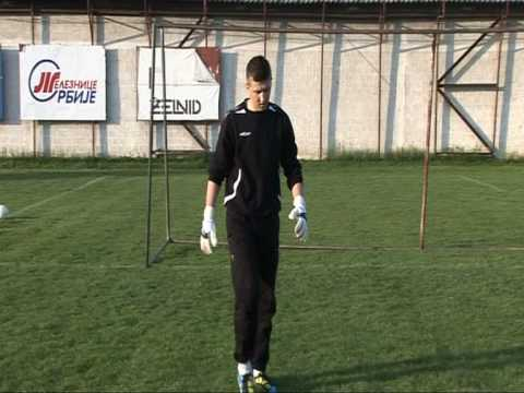 Marko Maksimovic goalkeeper
