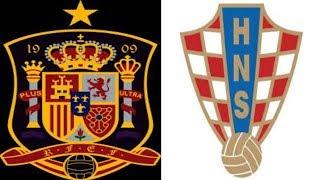 ⚽ ESPAÑA VS CROACIA - RADIO COPE ⚽ UEFA NATIONS LEAGUE ⚽