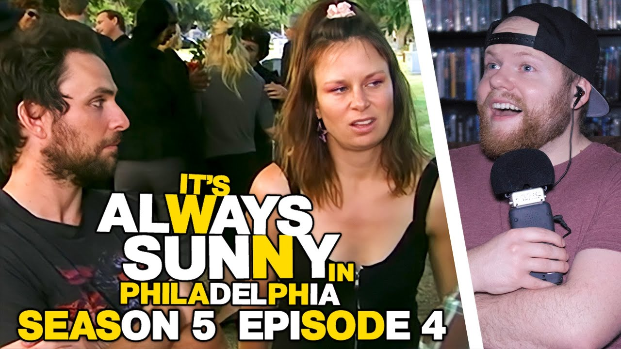 Download IT'S ALWAYS SUNNY IN PHILADELPHIA Season 5 Episode 4: The Gang Gives Frank an Intervention REACTION