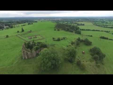 Carbury castle , Co Kildare