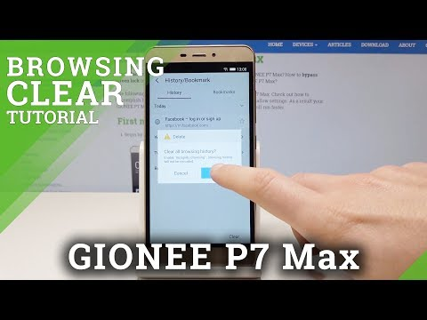 Download How To Clear Browser In Gionee P7 Max   COLPOST