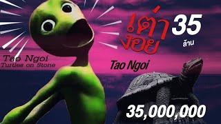เต่างอย เอเลี่ยน จินตหรา พูนลาภ-Jintara Poonlarp Tao Ngoi Turtles On Stone