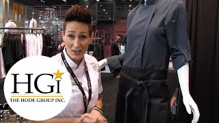 Chef Works 2016 Women's Chef Clothing Line Highlights