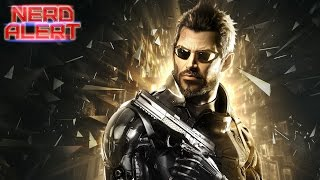 Deus Ex: Mankind Divided Pre-Order Bonus Hits a New Low