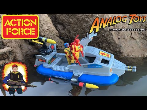 Action Force - Q Force by Palitoy