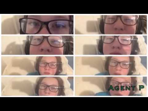 Acapella Agent P Theme Song