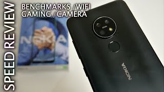 Nokia 7.2 Smartphone - Full Speed Test / Gaming / Camera / Antutu Benchmarks + MORE