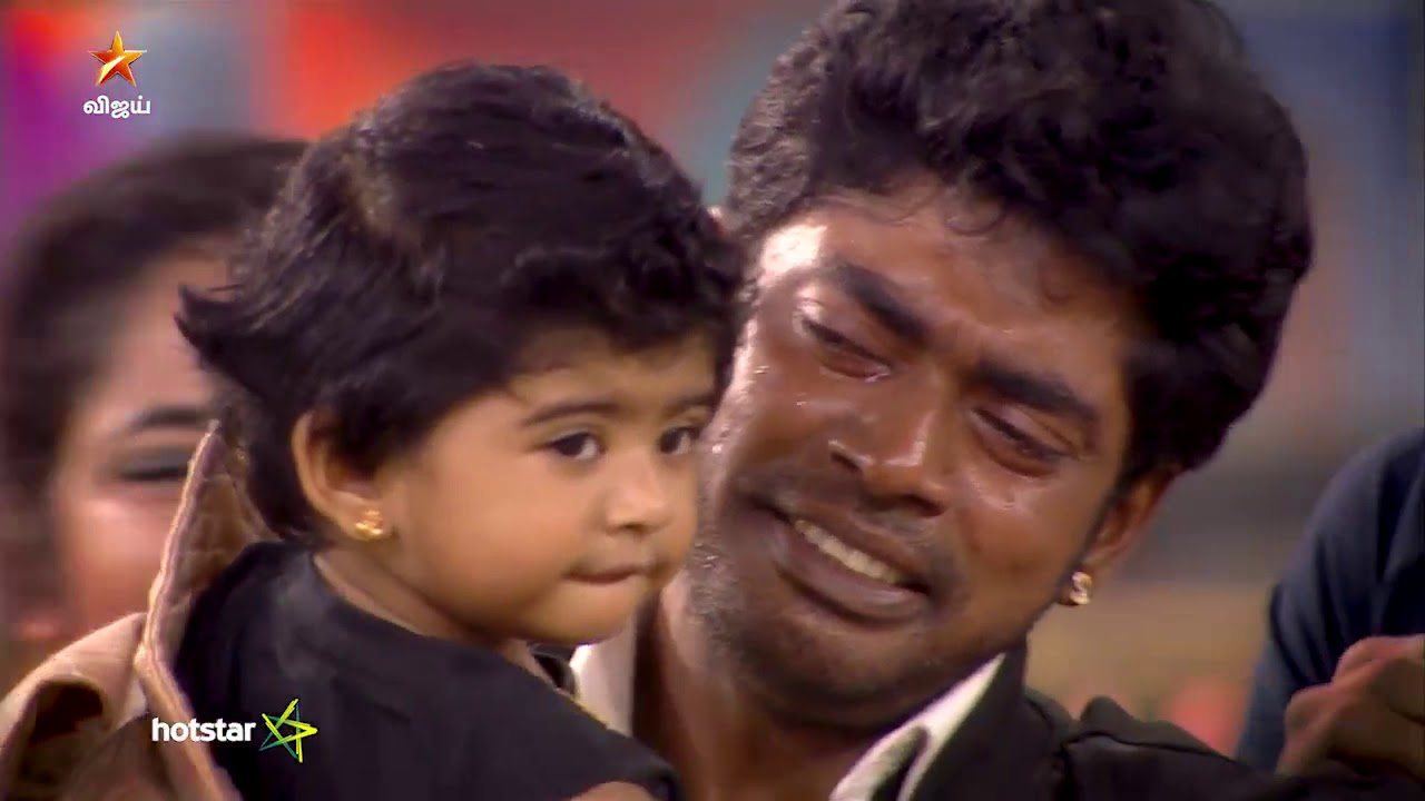 Bigg Boss 3 Tamil September 13 - Sandy's Wife and Daughter