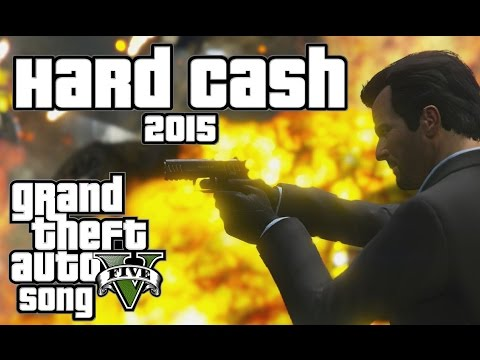Hard Cash 2015 - GTAV Song (Miracle Of Sound & DanzNewz) (Synthwave)