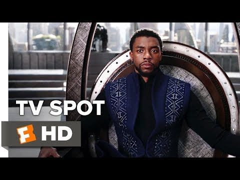 Black Panther 'Rise' TV Spot (2018) | Movieclips Full onlines