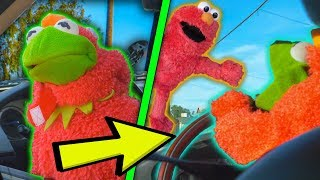 kermit-the-frog-tricks-elmo-with-elmo-halloween-costume-again