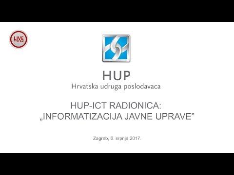 Radionica: Informatizacija javne uprave