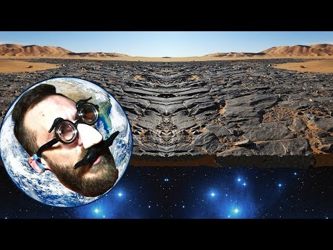 Is The Earth Flat | Shocking Life Discovery thumbnail
