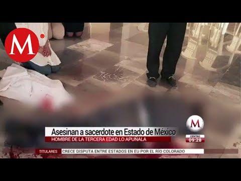 Asesinan a puñaladas a cura de Cuautitlán Izcalli