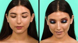 Smokey Eye Makeup Ideas & Tutorial | Easy DIY Makeup Hacks by Blusher