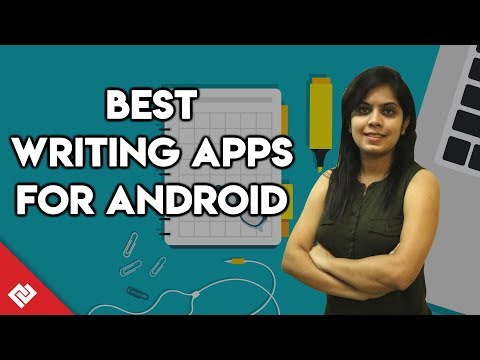 Best Writing Apps For Android - Try These Apps To Keep Your Stuff More Organised