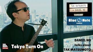 Singer, songwriter 6 time Grammy award winner Daniel Ho talks about...