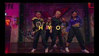 Download HYO PERFORMANCE VIDEO / Press - Cardi B