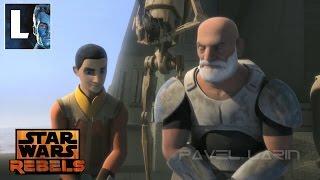 МЕСТЬ АРМИИ ДРОИДОВ, Превью последней битвы. Сериал Повстанцы(Star Wars Rebels)