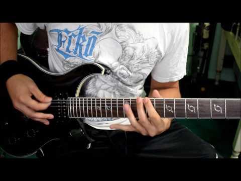 Gemini Syndrome - Remember We Die (Guitar Cover)