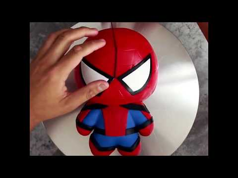 How to make Spiderman cake !!!!hack