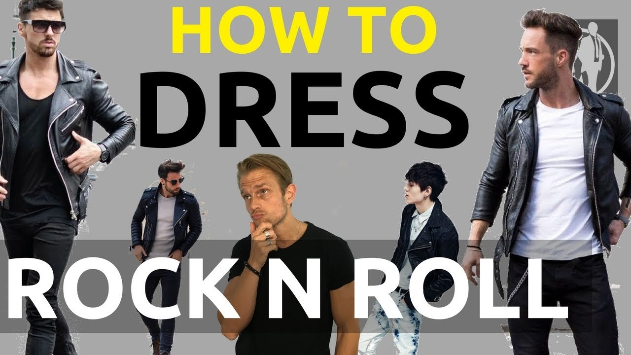 Rockstar Clothing Fashion For Men How To Dress Like A Rockstar Rock N Roll Style Clothing
