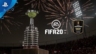 FIFA 20 - Copa Libertadores Reveal Trailer | PS4