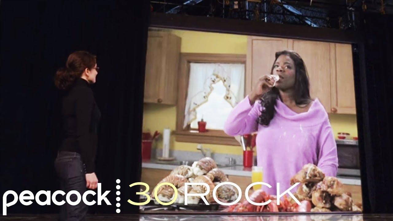 30 Rock - Liz\'s Presentation (Episode Highlight) - YouTube