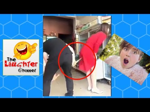 FUNNY VIDEOS 2017 !! FUNNY PRANKS 2017 !! TRY NOT TO LAUGH CHALLENGE